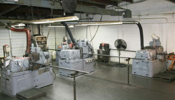 thrufeed & bar grinding capabilities